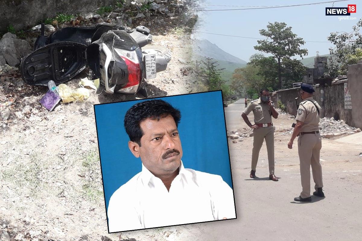 અતુલ વ્યાસ, જૂનાગઢ : સમગ્ર સોરઠ પંથક સાથે રાજ્યના રાજકારણમાં પડધો પાડી જનારા ચકચારી હત્યા (Murder) કેસમાં પોલીસે 6 આરોપીઓને ઝડપી પાડ્યા છે. જૂનાગઢના (Junagadh) પૂર્વ મેયર લાખાભાઈ પરમારના (Ex Mayor Lakhabhai parmar) દીકરાની (Son) હત્યા કરનારા આ શખ્સોમાં મુખ્ય આરોપી ભારતીય જનતા પાર્ટીના (BJP) મહિલા કોર્પોરેટરનો પતિ છે. પોલીસે તેની એક શખ્સ સાથે મધ્યપ્રદેશથી ધરપકડ કરી છે. આ કેસમાં અગાઉ ફરિયાદીઓએ ભાજપના બે કોર્પોરેટરો, શહેર ઉપાધ્યક્ષ સહિતનાના નામ લખાવ્યા હતા પરંતુ પોલીસને તેમના વિરુદ્ધ કોઈ પુરાવા મળ્યા નથી. દરમિયાન આ કેસમાં પોલીસે વધુ 5 વ્યક્તિની અટકાયત કરી છે જેમાં બે મહિલાઓ છે. આ શખ્સો સામે હત્યાનું કાવતરૂં ઘડવાનો આરોપ છે.