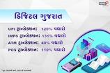 ડિજિટલ ગુજરાત: UPI ટ્રાન્ઝેક્શનમાં નવ મહિનામાં 120%નો વધારો