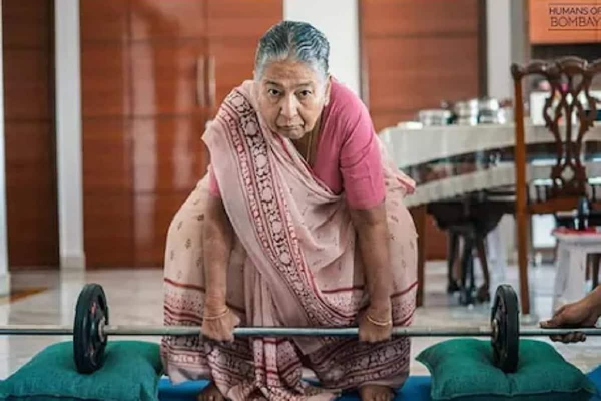 83 વર્ષે સાડી પહેરીને ડેડલિફ્ટ કરે છે વેટલિફ્ટર દાદી, સોશિયલ મીડિયા પર Video વાયરલ