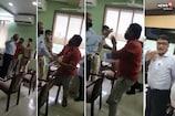 સુરત : 'આપ'ના નગરસેવક અને પાલિકા અધિકારીઓ વચ્ચે ઝપાઝપી : Video સોશિયલ મીડિયા પર વાયરલ