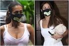 MALAIKA ARORA: એક જ દિવસમાં  3 અલગ અલગ LOOKSમાં આવી નજર, જુઓ PHOTOS