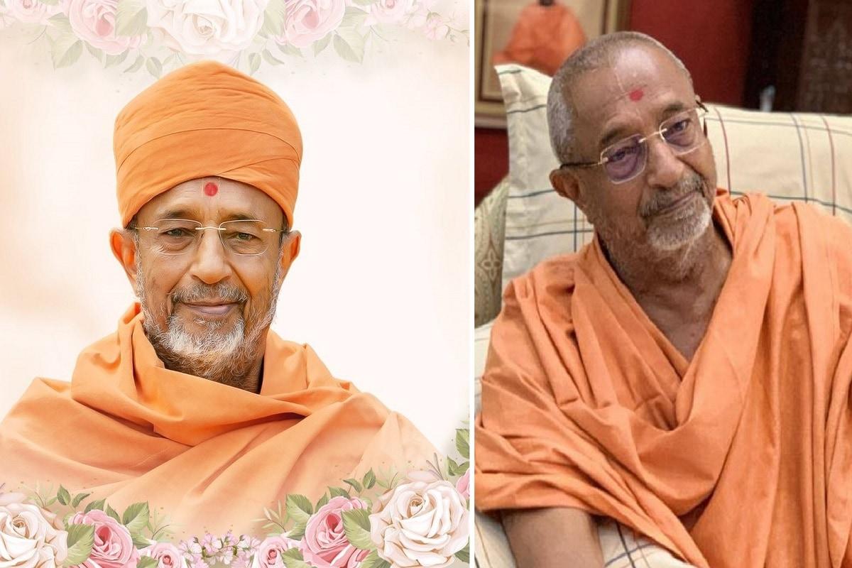વડોદરા: હરિધામ સોખડા સ્વામિનારાયણ મંદિરના (Sokhada Swaminarayan Temple) સંત હરિપ્રસાદ સ્વામીજી (Hariprasad Swami) 88 વર્ષની ઉંમરે સોમવારે મોડી રાત્રે 11 કલાકે અક્ષર નિવાસી થયા છે. હરિપ્રસાદ સ્વામી ઘણા સમયથી નાદુરસ્ત હતા. તેમને સોમવારે સાંજે વડોદરાની ભાઈલાલ અમીન હોસ્પિટલમાં લાવવામાં આવ્યા હતા. જ્યાં તેમની તબિયત બગડતા દાખલ કરવામાં આવ્યા હતા. સોમવારે મોડીરાત્રે 11 વાગે સ્વામીજીએ અંતિમ શ્વાસ લીધા હતા. આ દુખદ સમાચારને કારણે દેશવિદેશનાં હરિભક્તોમાં શોક વ્યાપી ગયો છે.