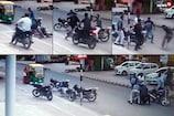 રાજકોટ : ચીલઝડપના આરોપીને પોલીસે ફિલ્મી ઢબે પકડ્યો, દિલધડક CCTV Video વાયરલ