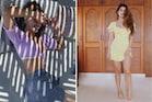 DISHA PATANIએ શેર કરી 'વિકેન્ડ ગોલ આપતી તસવીર, INSTAGRAM પર વાયરલ