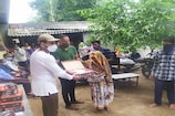 પંચમહાલ : ક્રિકેટર ઈરફાન-યુસુફે હાથણી માતાના દર્શન કર્યા, ગરીબ પરિવારને સોલાર લાઇટની આપી