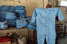 કોરોનાના કેસ ઘટતાં હવે PPE કીટ, માસ્ક અને સેનિટાઈઝરના ધંધામાં પણ મંદી, વેપારીઓને ચિંતામાં