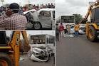 રાજકોટ : Car અને ST બસ વચ્ચે અકસ્માત થતા 3 વિદ્યાર્થીના મોત, 2 ઈજાગ્રસ્ત