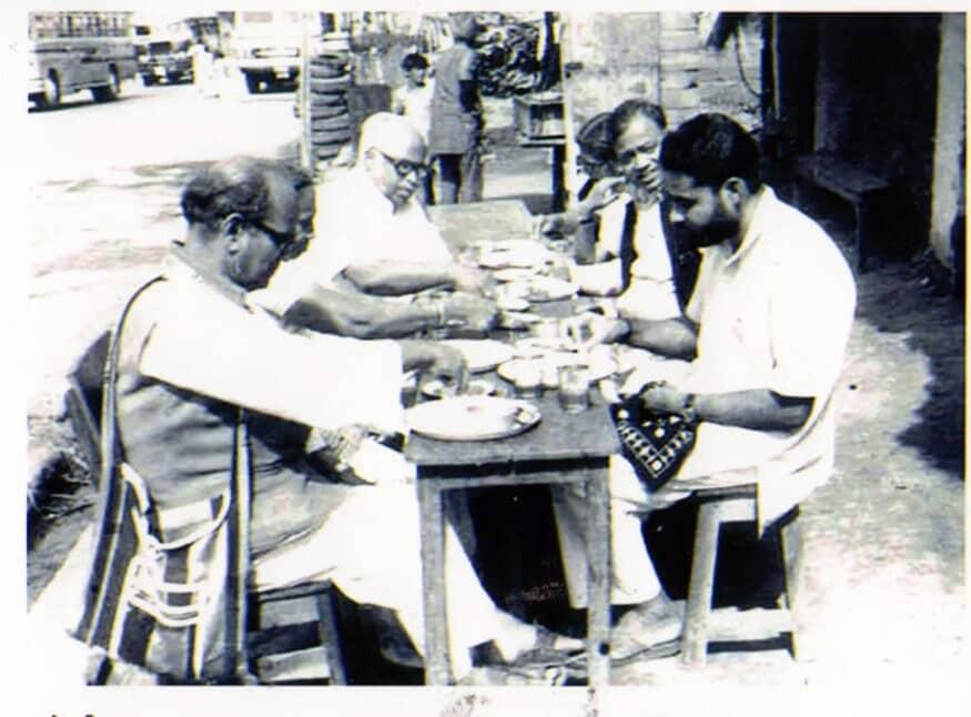 ઇમરજન્સી દરમિયાન નરેન્દ્ર મોદી. (તસવીર: News18 Telugu)