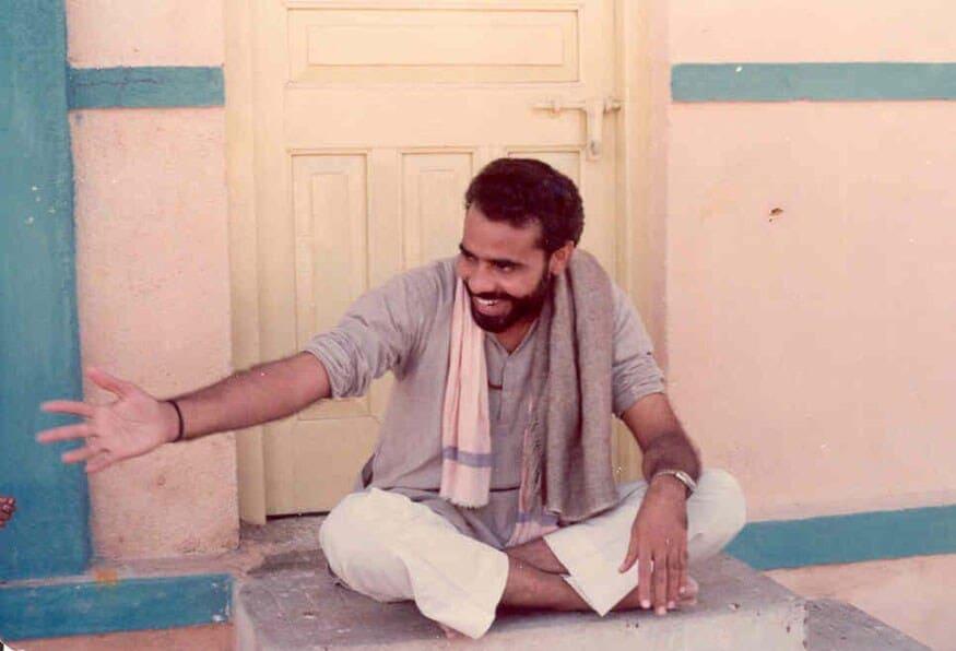 એકદમ લાક્ષણિક મૂડમા પ્રધાનમંત્રી નરેન્દ્ર મોદી (Image: Narendra Modi App)