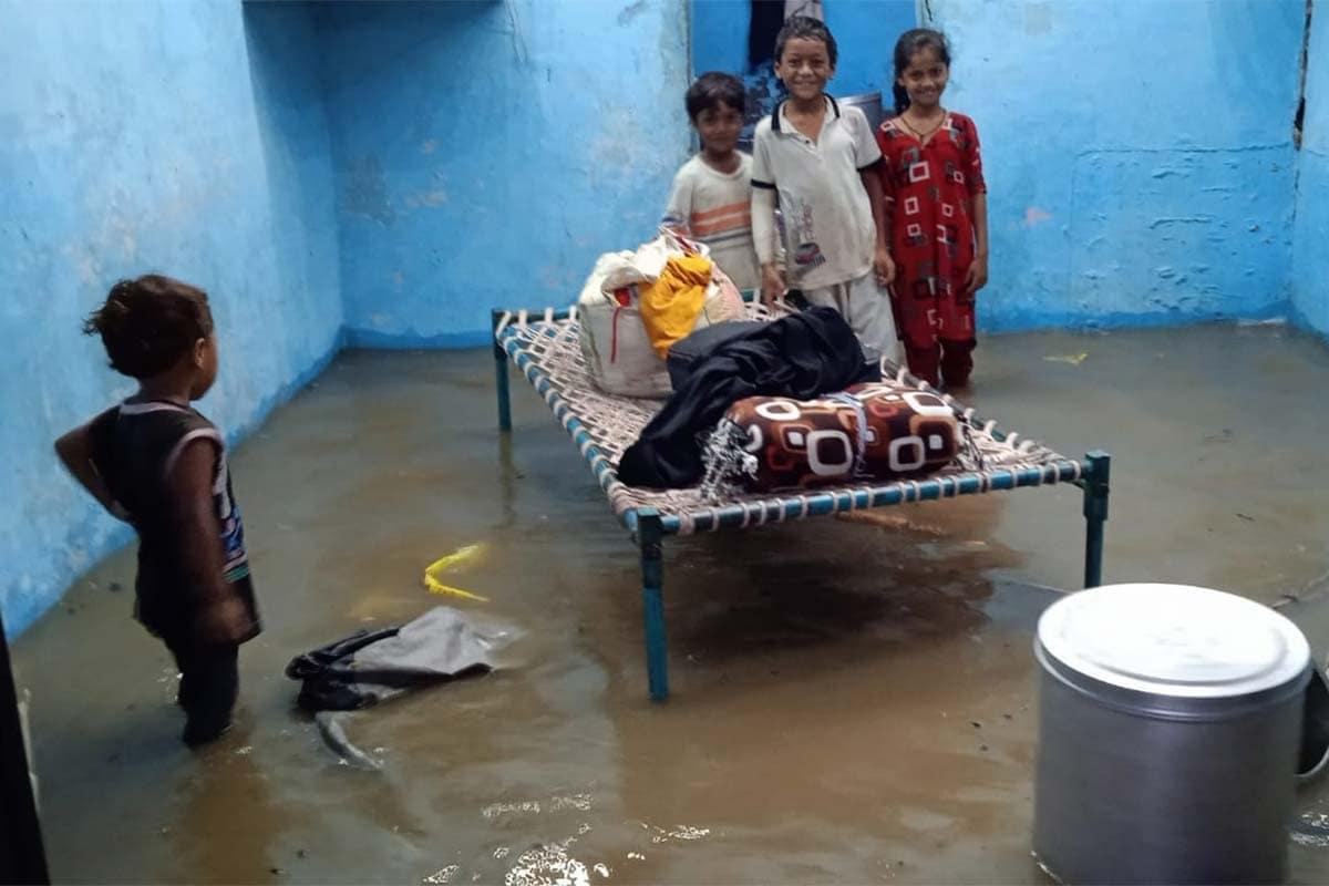 Palanpur heavy rain