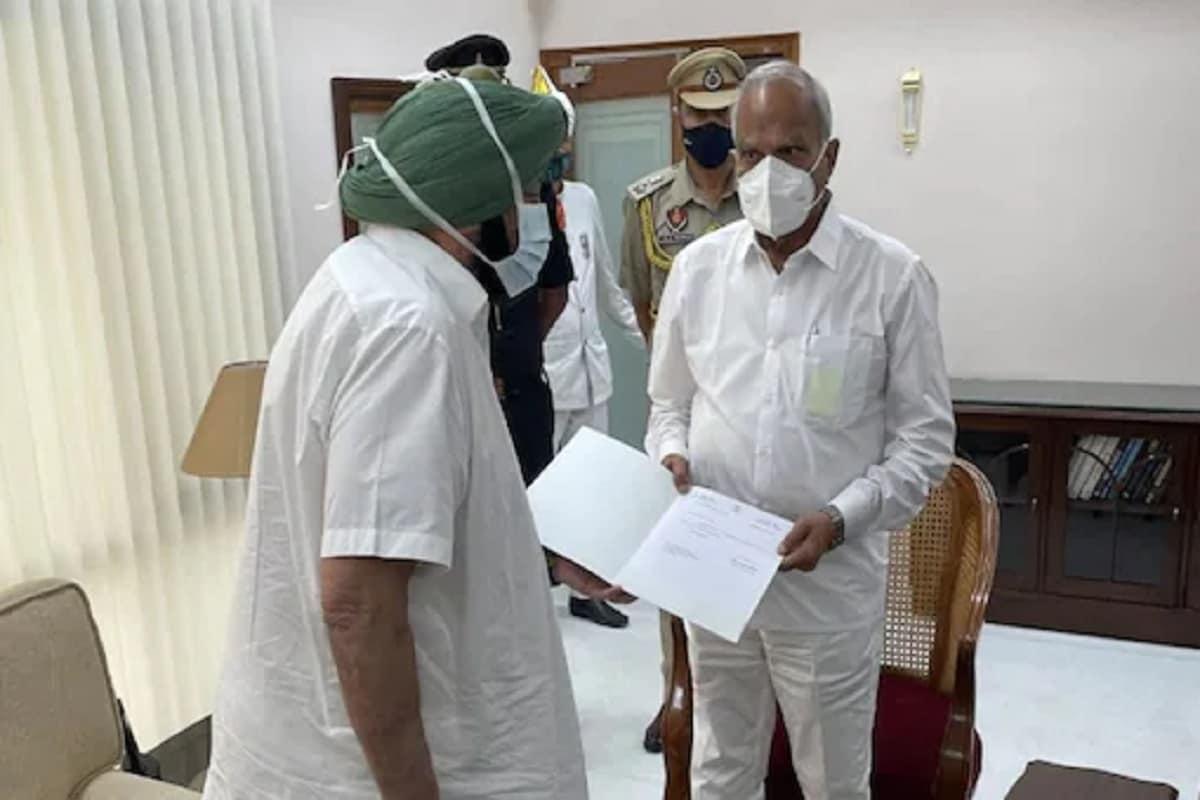 Punjab Congress Updates : કેપ્ટન અમરિંદર સિંહે પંજાબના સીએમ પદેથી રાજીનામું આપ્યું