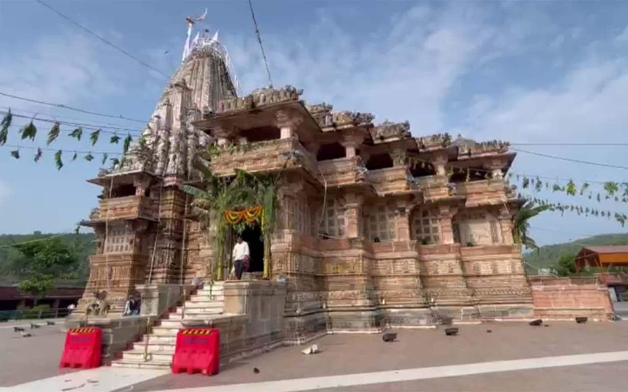 Shamlaji temple, Arvalli