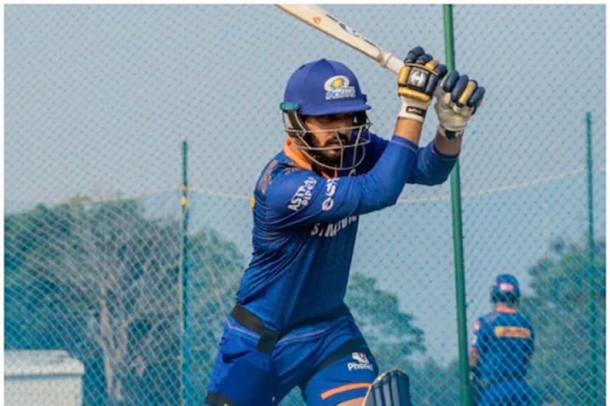 IPL 2021: 23 વર્ષીય અનમોલપ્રીતે કર્યું મુંબઈની ટીમમાં ડેબ્યું, જાણો અત્યાર સુધીની સફર