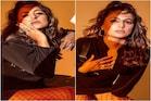 Hina Khan: જુઓ હિનાનો Bold & Beautiful અંદાજ, બ્લેક શોર્ટ ડ્રેસમાં Viral Photos