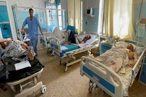 અફઘાનિસ્તાનમાં જરૂરી વસ્તુઓની ભીંસ, દવાઓની ટ્રકને NO ENTRY