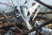 روس نے شام میں اپنے فوجی اڈے کے نزدیک نامعلوم ڈرون کو مار گرایا