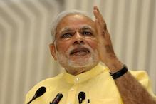وزیراعظم مودی نے راجیہ سبھا میں اپوزیشن اراکین سے بات کی