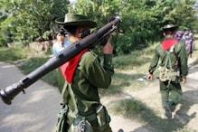 میانمار :راخین میں صورتحال سنگین ، ہزاروں افراد گھر بار چھوڑنے پر مجبور ، اقوام متحدہ نے واپس بلایا عملہ