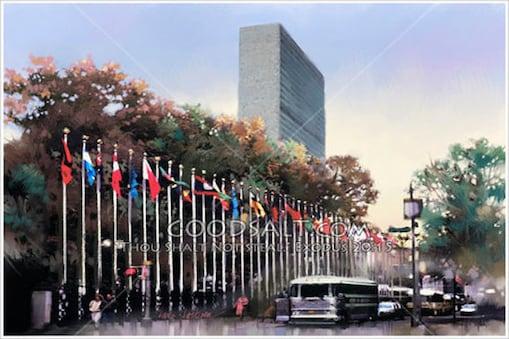 اقوام متحدہ: فائل فوٹو