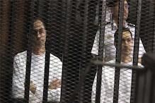 مصر کے معزول صدر حسنی مبارک کے دوبیٹوں کو رہا کرنے کا حکم