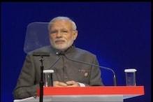 مودی نے غیر ملکی سرمایہ کاروں کو ہندوستان میں سرمایہ کاری کی دعوت دی