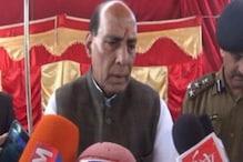پٹھان کوٹ حملہ پر پاکستان نے یقین دہانی کرائی ہے ، فی الحال عدم اعتماد کی کوئی وجہ نہیں : راج ناتھ