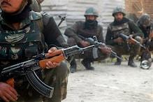 کشمیر: خون ریز جھڑپ میں 2 کیپٹن سمیت 5 سیکورٹی اہلکارشہید
