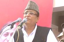 مظفرنگر اسٹنگ آپریشن : اعظم خان نے کی استعفیٰ کی پیش کش ، بی جے پی اوربی ایس پی میں تیکھی نوک جھوک
