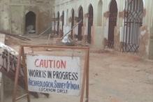 یوپی شیعہ وقف بورڈ کے اعتراض کے بعد بڑے امام باڑے میں بیت الخلا کی تعمیر کا کام روک دیا گیا