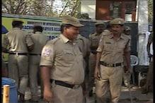 حیدرآباد سینٹرل یونیورسٹی میں میڈیا کو اندر جانے سے روکنے پراحتجاج، 25  طلبہ پولیس حراست میں