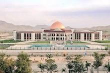 افغانستان کے پارلیمنٹ کی نئی عمارت پر راکٹ حملہ