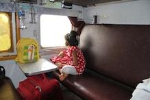 ریلوے نے بدلا ٹکٹ کا ضابطہ، ہاف ٹکٹ پر بچوں کو نہیں ملے گی سیٹ