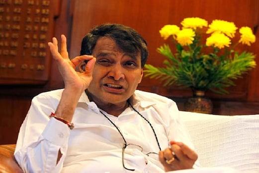 مودی کے وزیر سریش پربھو نے اندرا گاندھی کی تعریفوں کے باندھے پل