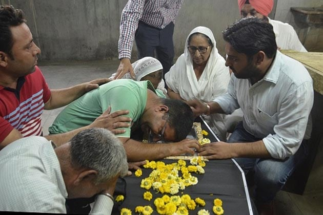 Pakistan Hands Over Body Of Kirpal Singh To India