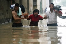 چین میں شدید بارش سے 66 افراد ہلاک