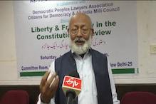گجرات اسمبلی انتخابات وہاں کے عوام کا اصل امتحان: ڈاکٹر منظور عالم