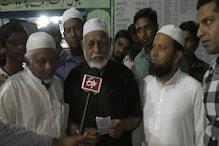 کرنول کی جامع مسجد سے عازمین حج کے پہلے قافلے کی مقدس سفر پر روانگی