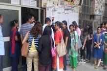 جے این یو اور دہلی یونیورسٹی میںطلبہ یونین انتخابات ، دیکھیں کیسی رہی کیمپس میں گہما گہمی