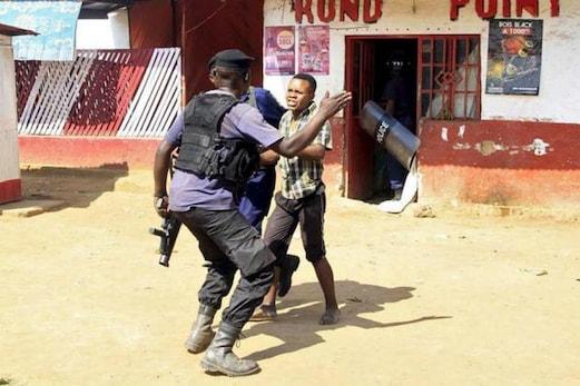 وسطی افریقی ملک کانگو میں لڑائی کے دوران 5 افراد ہلاک