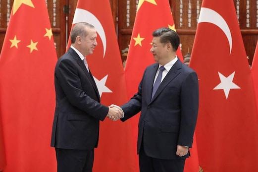 چین اور ترکی نے اپنے اختلافات بھلا کر دہشت گردی سے لڑنے کا کیا عہد