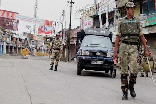 مظفرنگر فسادات کی چوتھی برسی پر سیکورٹی کے پختہ انتظامات ، قومی شاہراہ پر سخت چیکنگ