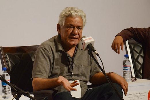 اب اوم پوری نے کی پاکستانی فنکاروں کی حمایت ، پابندی کے سوال پر دیا یہ جواب