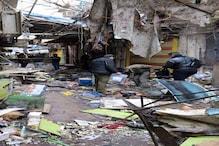 بغداد کے ایک بھیڑبھاڑ والے بازار میں دو دھماکوں میں 25 افراد ہلاک