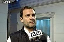 راہل گاندھی کا وزیر اعظم پر نشانہ ، مودی نے کپڑے کی طرح نوٹ بندی کے قوانین بدلے، الفاظ میں وزن نہیں