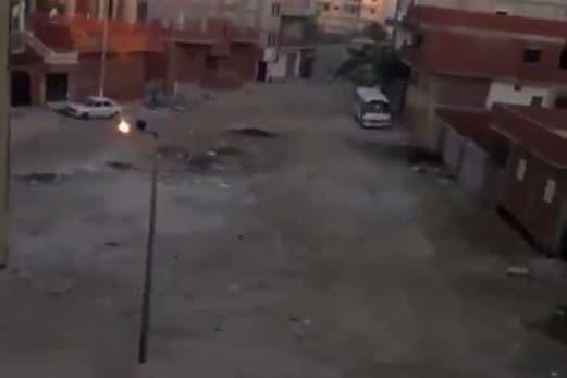 مصر میں حملہ، تین پولیس اہلکاروں کی موت، پانچ زخمی