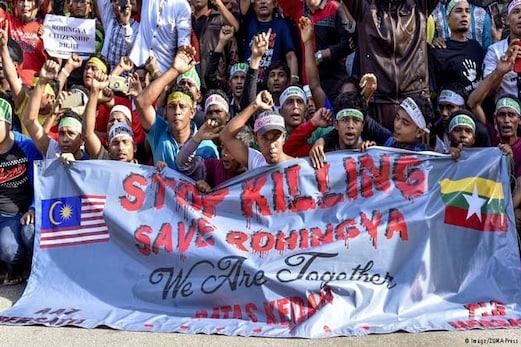 میانمار کا روہنگیا مسلمانوں کے مسئلہ کے حل کے لیے عالمی برادری سے وقت اور جگہ کا مطالبہ