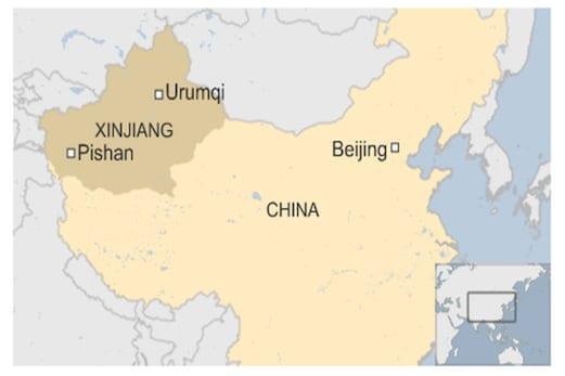 چین میں کنڈرگارٹین میں دھماکے، سات افراد ہلاک، 59 زخمی