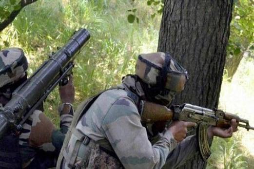 پاکستانی فوج کا ایل او سی پر 5 ہندوستانی فوجیوں کو مارنے کا دعوی