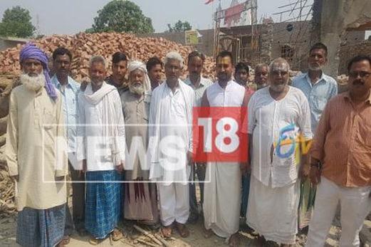 فرقہ وارانہ ہم آہنگی کی انوکھی مثال ، مندر کیلئے یہاں مسلم کنبہ نے عطیہ کی کروڑوں روپے کی زمین