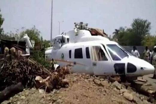 ہیلی کاپٹر حادثہ: مہاراشٹر کے وزیر اعلی کی سب سے پہلے مسلم نوجوان نے مدد کی